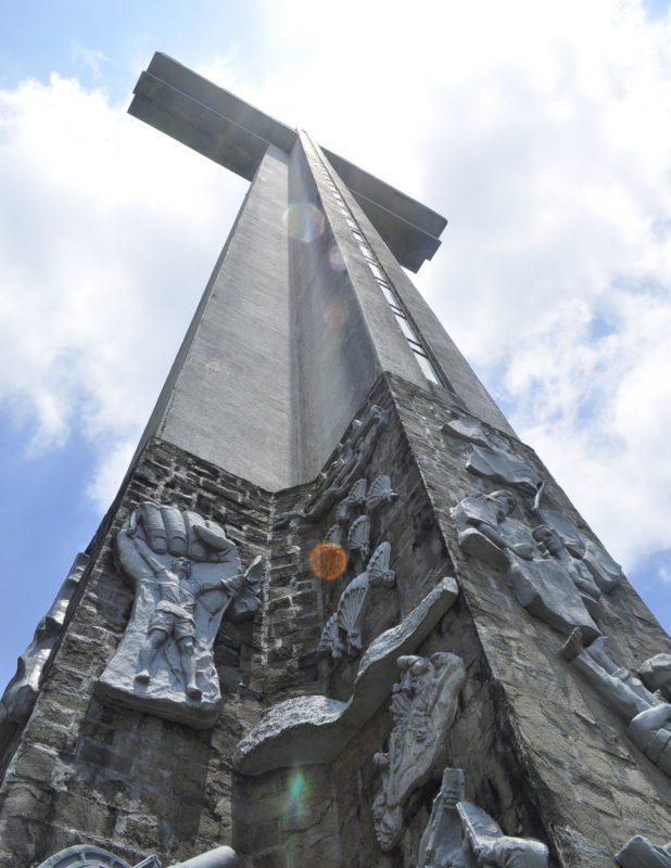 Crucea Memorială de pe Muntele Samat