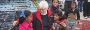 Olga Murray – de la copil�ria �n Transilvania la copiii din Nepal