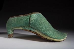 Pantof de călărie persan