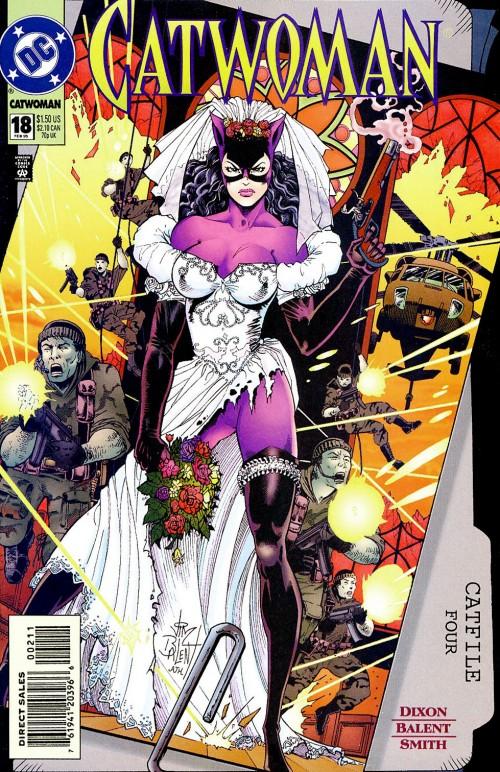 Catwoman 1995 no 18