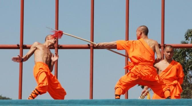 Luptători Shaolin
