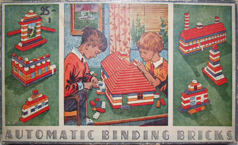 Automatic Binding Bricks