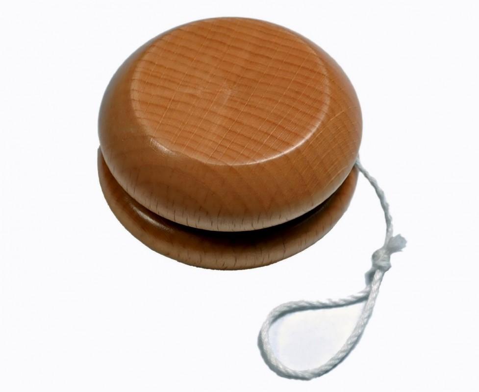 Yo-yo din lemn