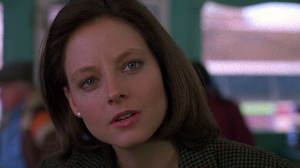 Jodie Foster - The Silence of the Lambs