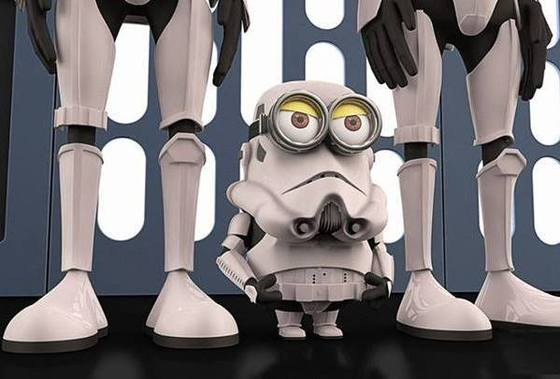 Stormtrooper Minion