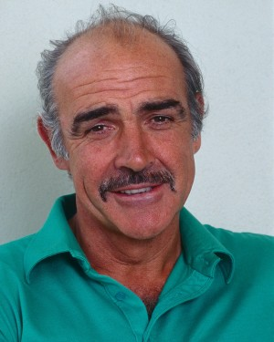 Sean Connery în 1989