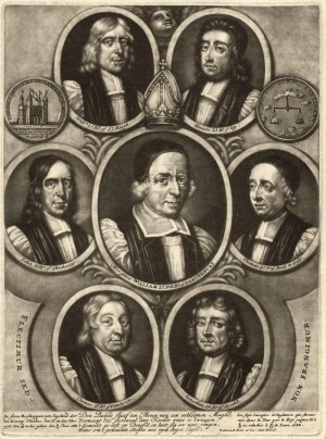 Cei şapte episcopi trimişi în Turn în 1688