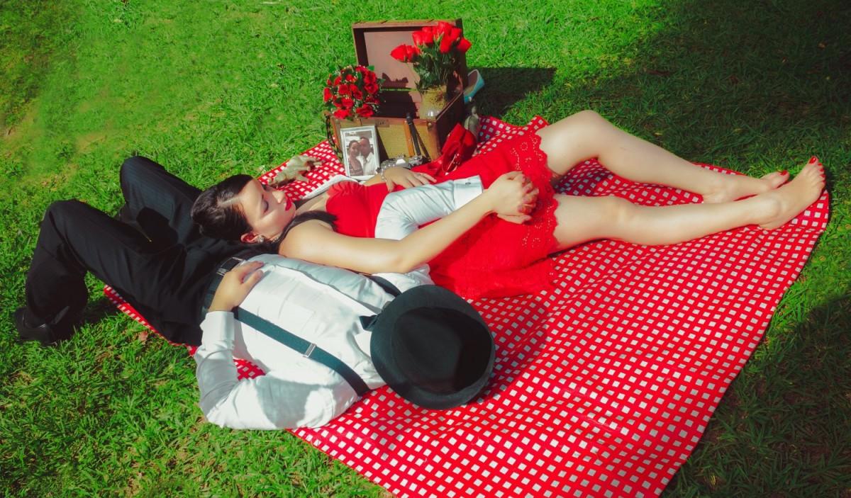 Relaxare la picnic