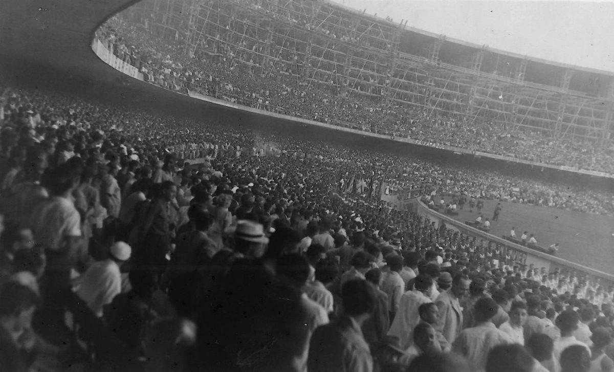 Maracanã în 1950
