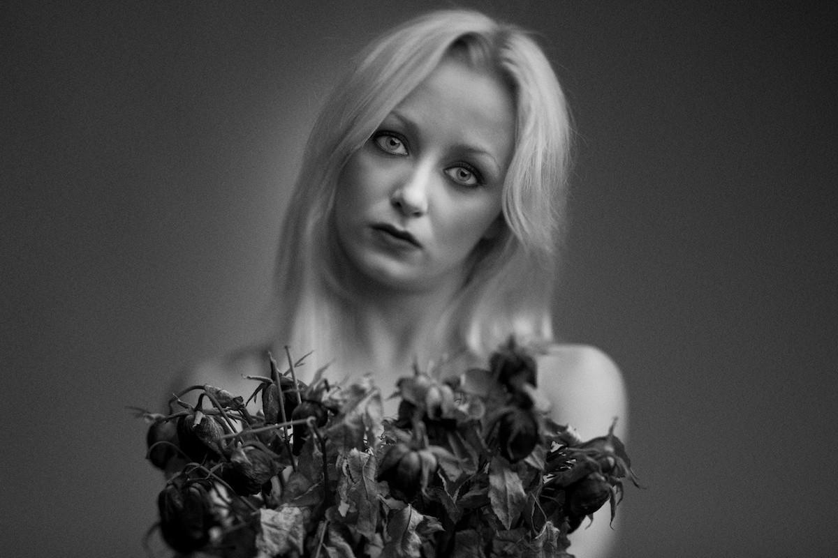 Trandafiri ofiliţi