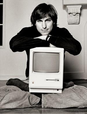 Steve Jobs în 1984