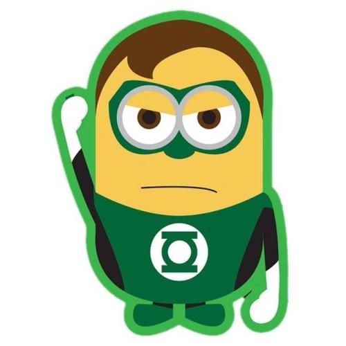 Green Lantern Minion