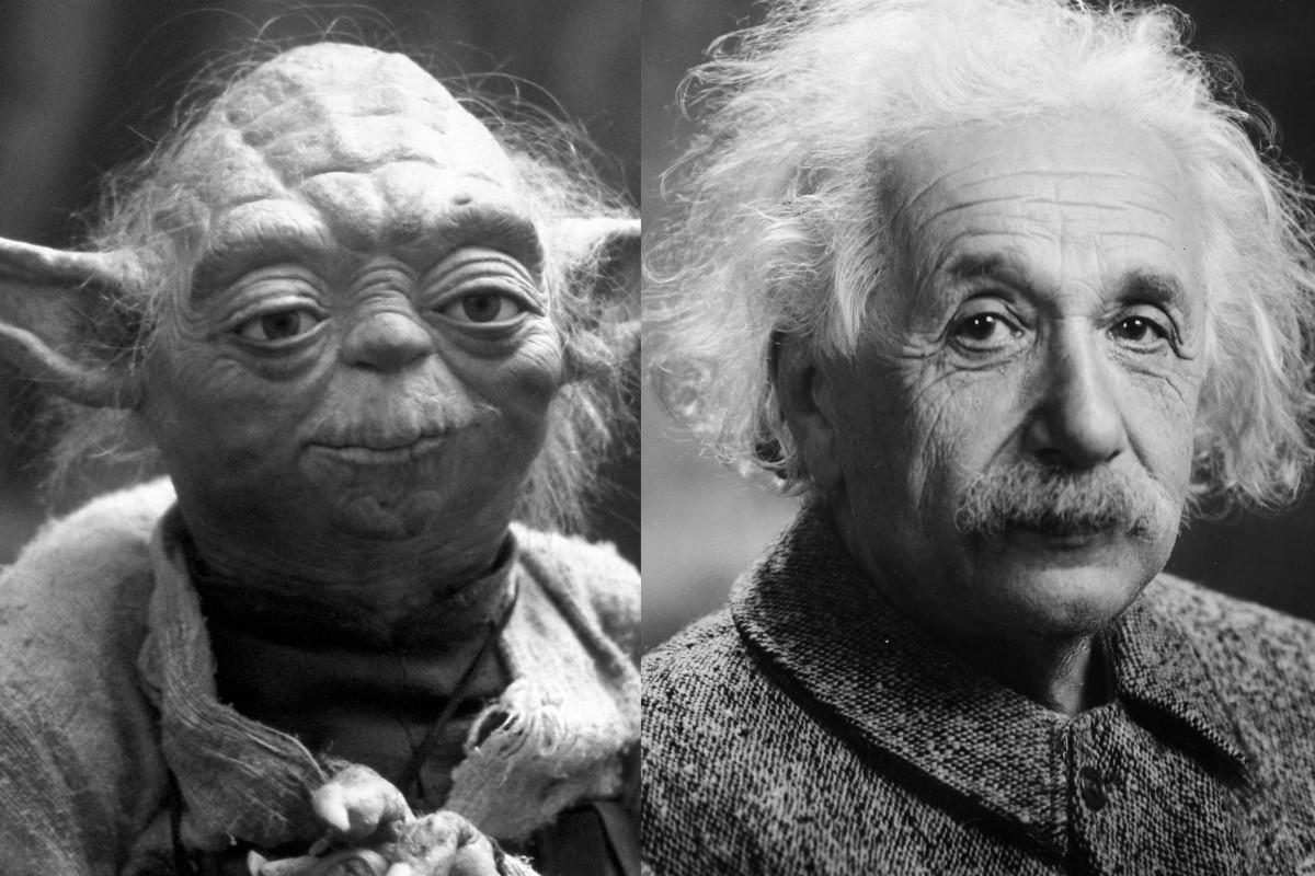 Yoda şi Einstein