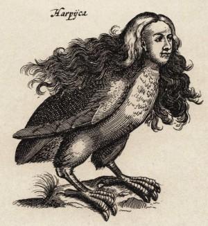Harpie mitologică