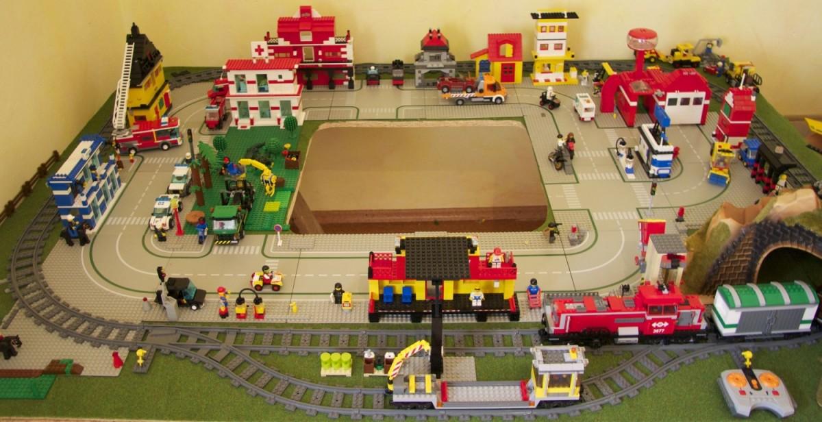 Trenuleţ Lego
