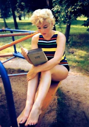 Marilyn Monroe - James Joyce's Ulysses (1954)