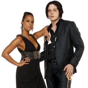 Alicia Keys şi Jack White
