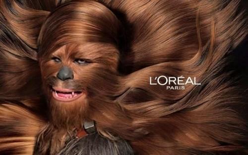 Chewbacca aranjat