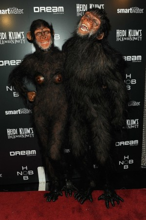 Heidi Klum & Seal 2011b