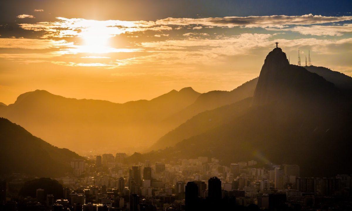 Munţii din Rio de Janeiro