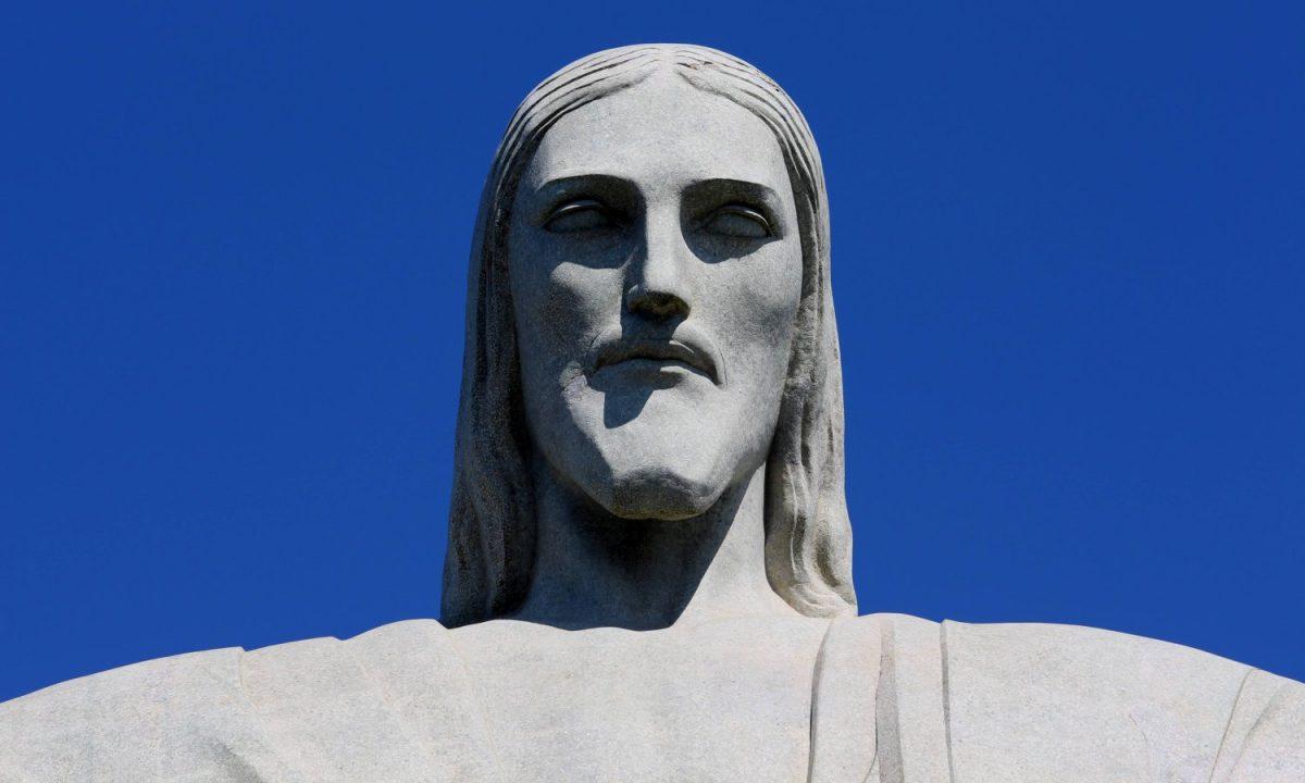 Cristo Redentor - chipul